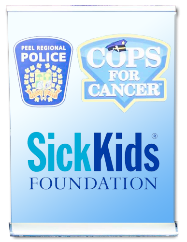 peel police cops for cancer sickkids foundation